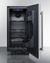 ALR15BSS Refrigerator Open