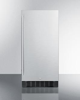 ALR15BSS Refrigerator Front