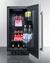 ALR15BSS Refrigerator Full