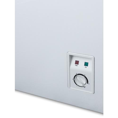 SCFM62 Freezer Detail
