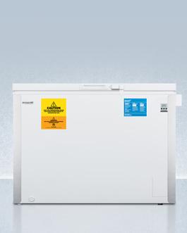 VLT850 Freezer Front