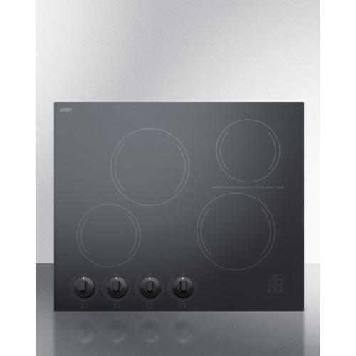 CREK4B Electric Cooktop Front