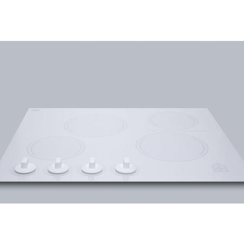 CREK4W Electric Cooktop Detail