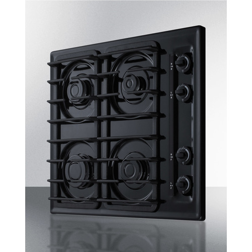 TTL033S Gas Cooktop Angle