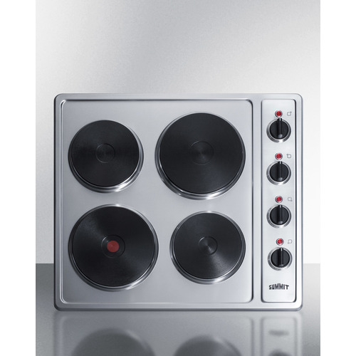 CSD4B24 Electric Cooktop Front