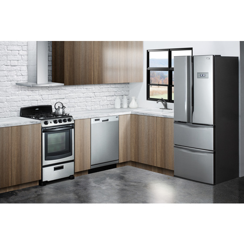 DW2435SS Dishwasher Set