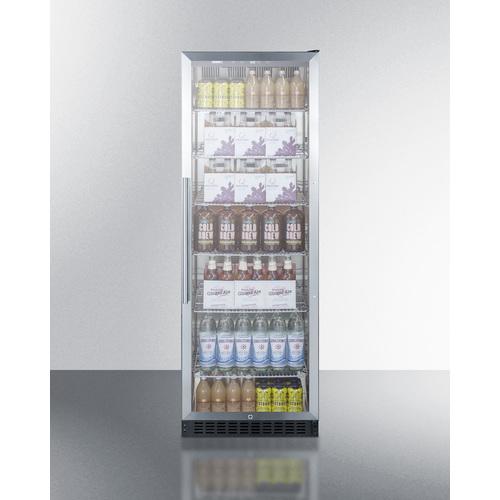 SCR1401 Refrigerator Full