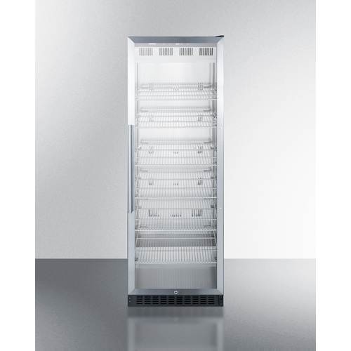 SCR1401 Refrigerator Front