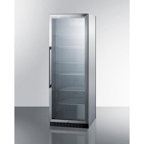 SCR1401CSS Refrigerator Angle