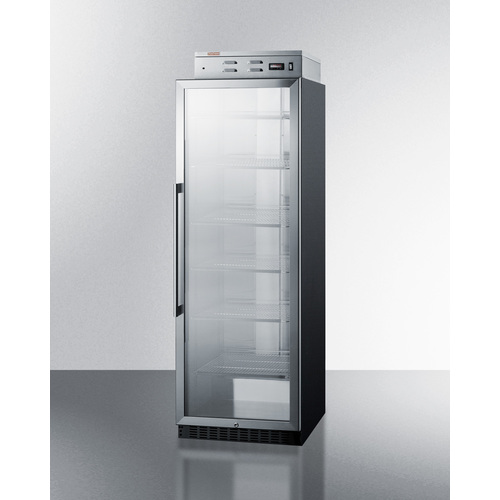 PHC101G Warming Cabinet Angle