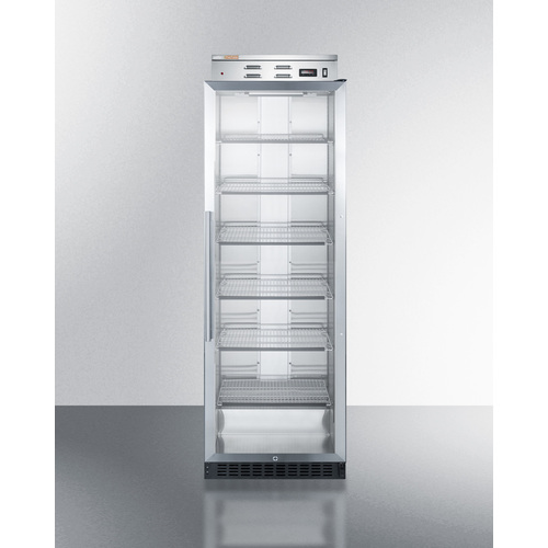 PHC101GCSS Warming Cabinet Front