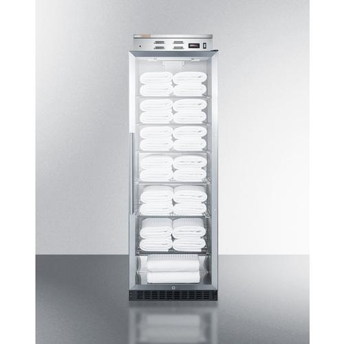 PHC101GCSS Warming Cabinet Full