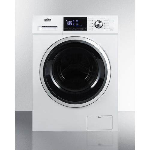 SPWD2202W Washer Dryer Front