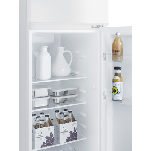 FF922W Refrigerator Freezer Detail