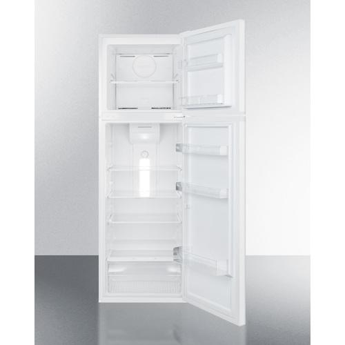FF922W Refrigerator Freezer Open