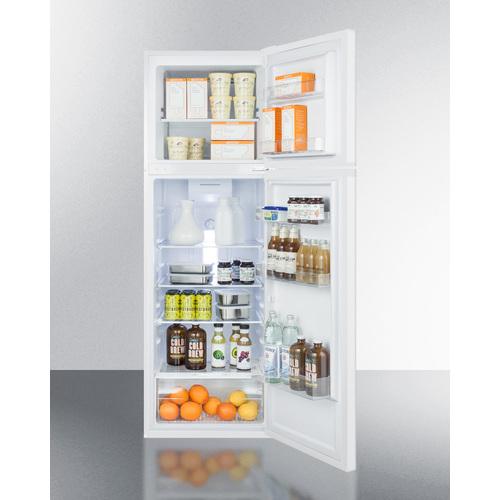 FF922W Refrigerator Freezer Full