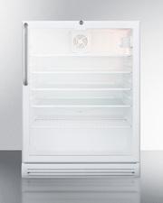 SCR600GLTBADA Refrigerator Front
