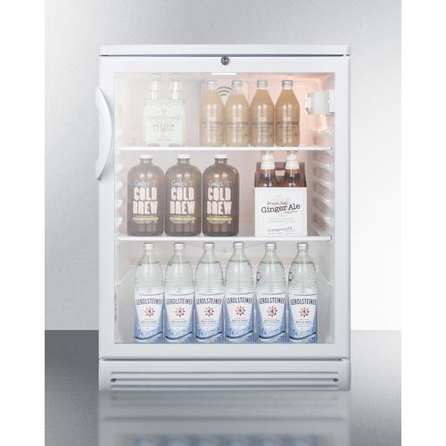 SCR600GL Refrigerator Full