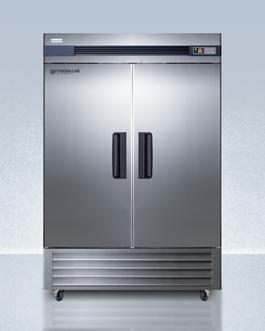 AFS49ML Freezer Front