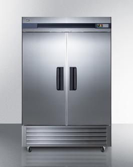 SCRR492 Refrigerator Front