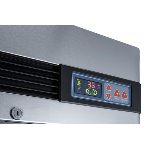SCR23SSG Refrigerator Detail