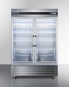 SCR49SSG Refrigerator Front