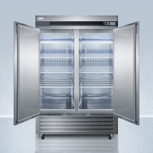 ARS49ML Refrigerator Open
