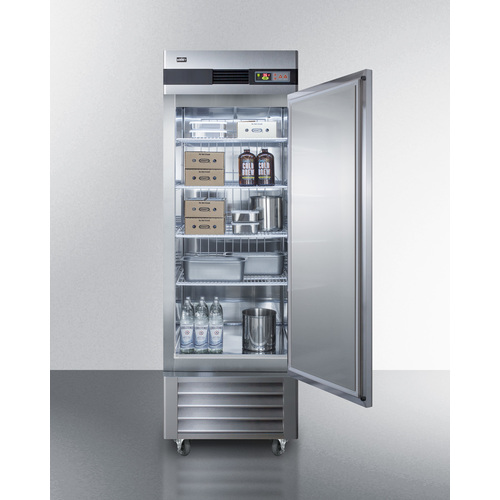 SCRR232 Refrigerator Full