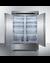 SCRR492 Refrigerator Open