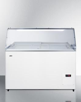 NOVA35PDC Freezer Front