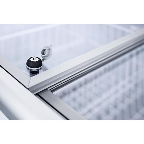 NOVA45 Freezer Lock