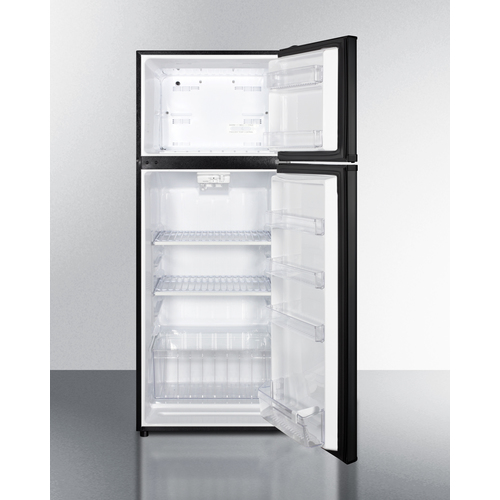 FF1161KS Refrigerator Freezer Open