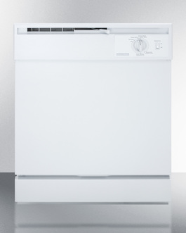 VDF200PMWW Dishwasher Front
