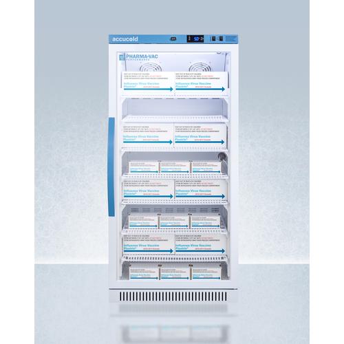 ARG8PV Refrigerator Full