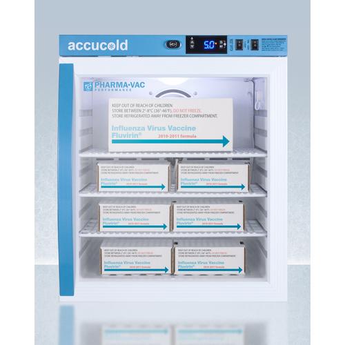 ARG1PV Refrigerator Full