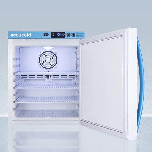 ARS1PV Refrigerator Open