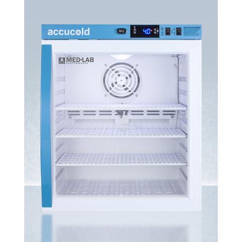 ARG1ML Refrigerator Front