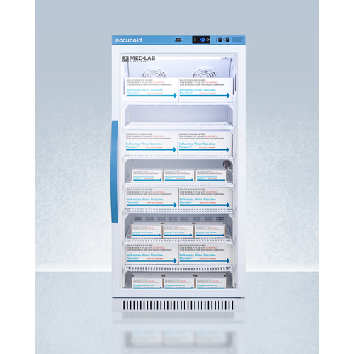 ARG8ML Refrigerator Full