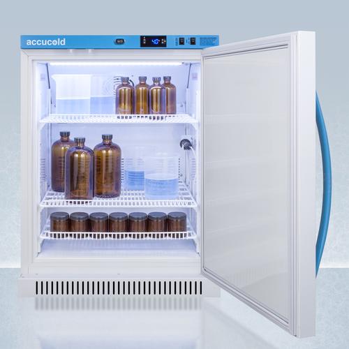 ARS6ML Refrigerator Full