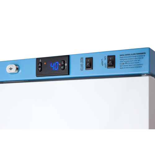 ARS8ML Refrigerator Controls