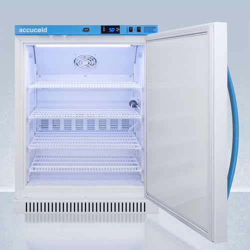 ARS6PV Refrigerator Open