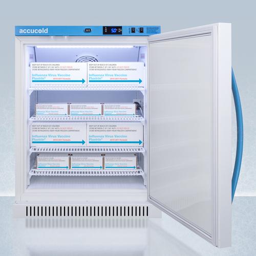ARS6PV Refrigerator Full
