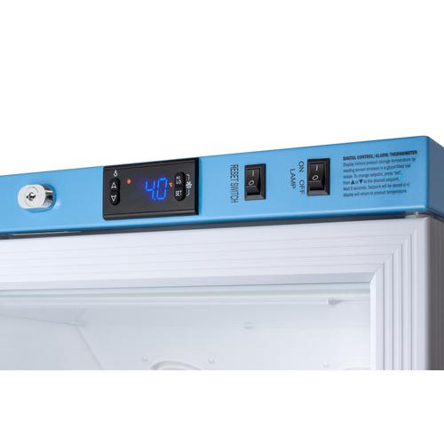 ARG1ML Refrigerator Controls