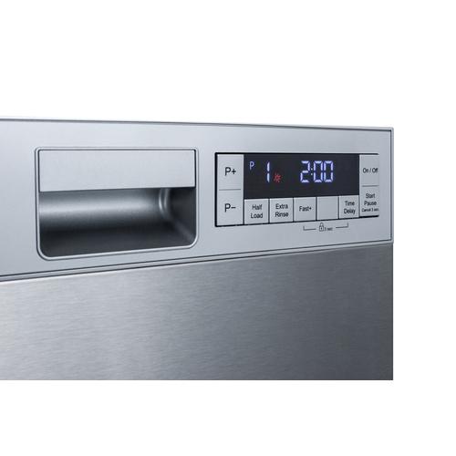 DW18SS31ADA Dishwasher Detail