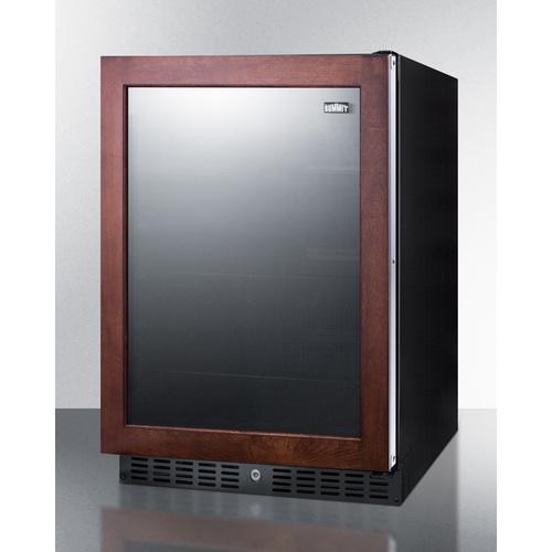 AL57GPNR Refrigerator Angle