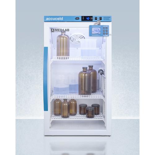 ARG3MLDL2B Refrigerator Full