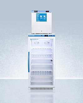 ARG8PV-FS24LSTACKMED2 Refrigerator Freezer Front