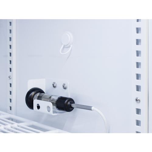 probe holder in refrigerator