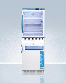 ARG6PV-VT65MLSTACKMED2 Refrigerator Freezer Front