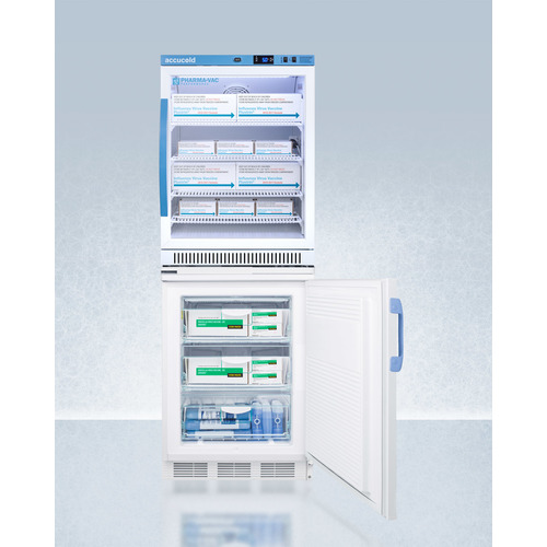 ARG6PV-VT65MLSTACKMED2 Refrigerator Freezer Full